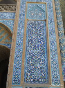 Jame Mosque, Yazd, Iran. 14th century