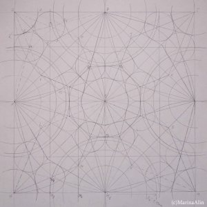 12-fold pattern construction