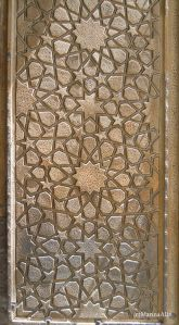 door Yazd Jame mosque