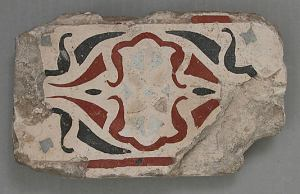 Tile, 12th–14th century, Egypt, Met_2