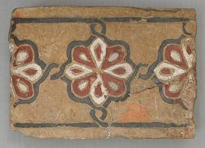 Tile, 12th–14th century, Egypt, Met_7