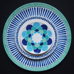 Nazarli plates